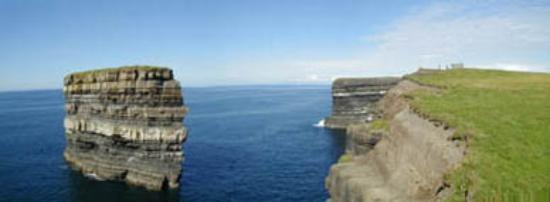 Ballycastle, ไอร์แลนด์: Sights to see from Stella Maris