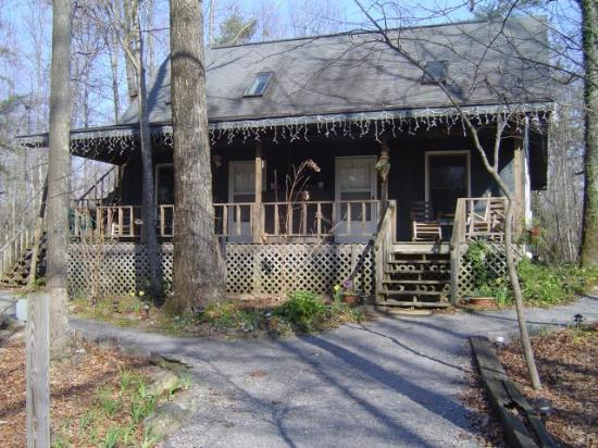 Mountain Laurel Inn Bed & Breakfast: The Guest House