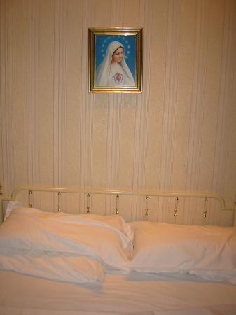 Leonardi Sistina Hotel: blessed by the holy heart