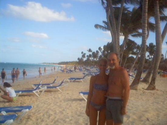 Grand Bahia Principe Bavaro: La playa