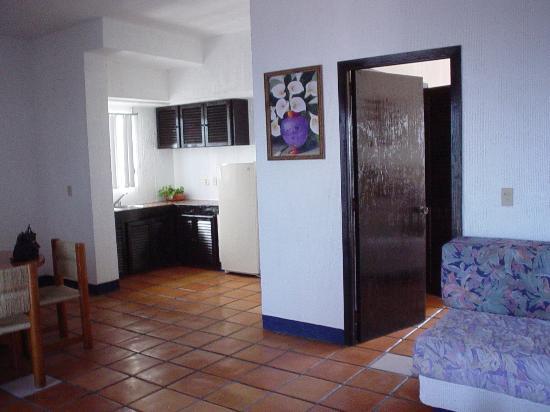 El Mirador Acapulco Hotel: room