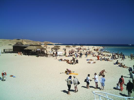 SUNRISE Holidays Resort: Mahayma Beach oOn Gifton Island