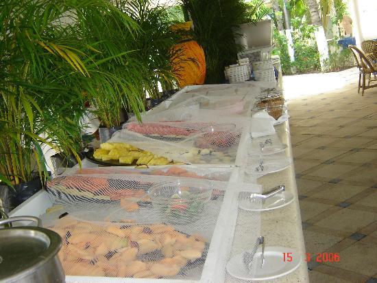 Elcano Hotel: Fruit Selection