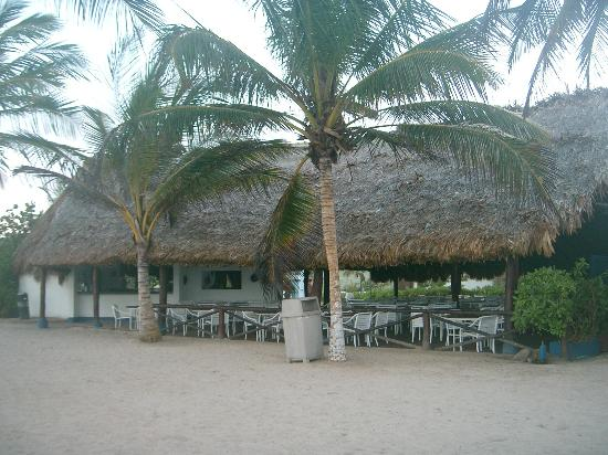 Laguna Mar: Cazon Beach Grill
