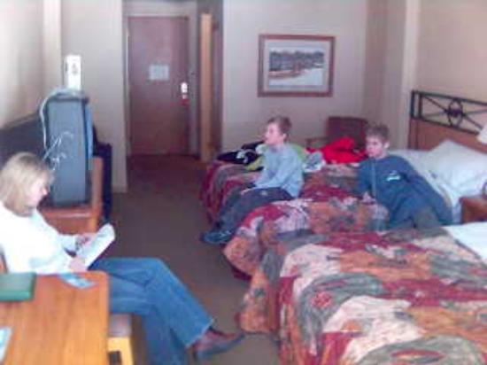 Winter Park Mountain Lodge: Standard Family Room
