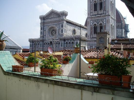 Giotto : What a view