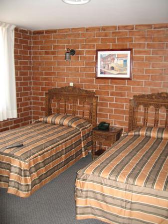 Hotel Esperanza: our room