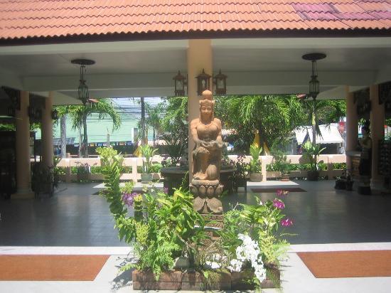 Chaweng Buri Resort : Lobby view