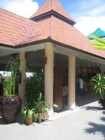 Chaweng Buri Resort : Lobby view 2
