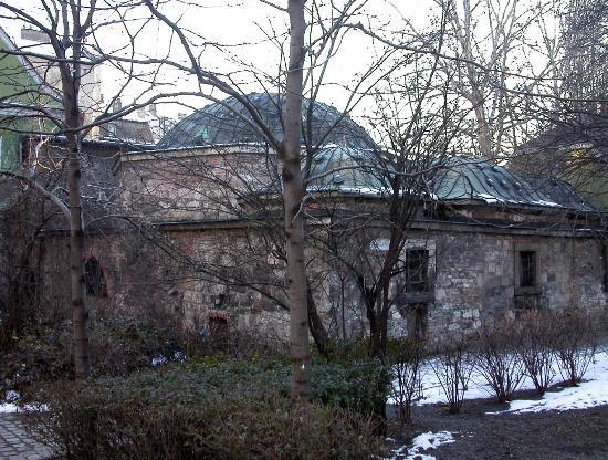 Kiraly Baths : Turkish Cupola