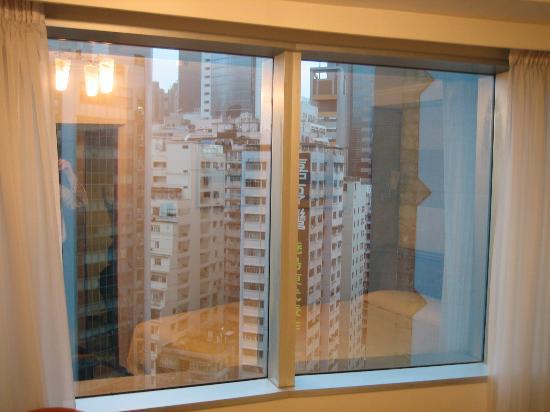 ساوث باسيفيك هوتل: Outside View from the Bedroom