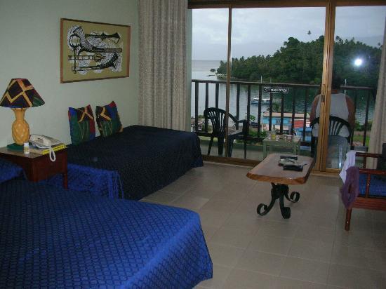 Savusavu Hot Springs Hotel: Room Hot Springs Hotel