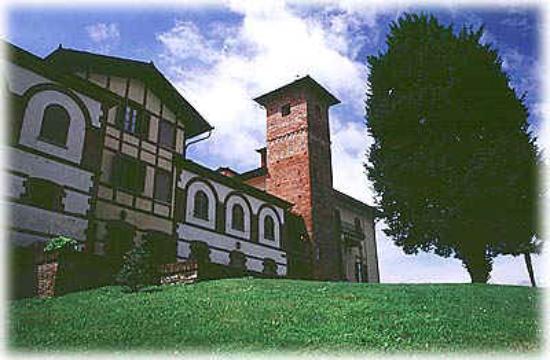 Foto de Castello di Borgomasino B&B