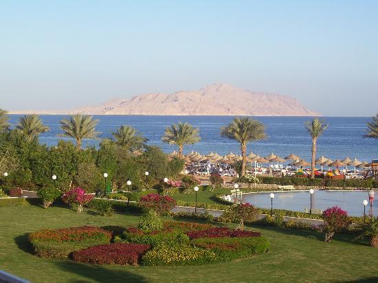 Baron Resort Sharm El Sheikh: Sea View A Must