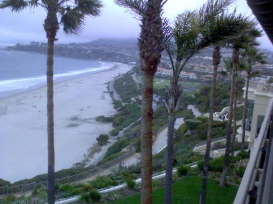 The Ritz-Carlton, Laguna Niguel: View from our room balcony
