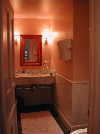 Stonover Farm Bed and Breakfast: Bathroom