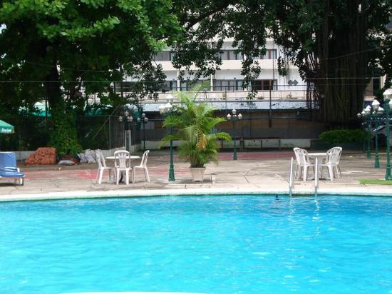 Pool Picture Of Lane Xang Hotel Vientiane Tripadvisor
