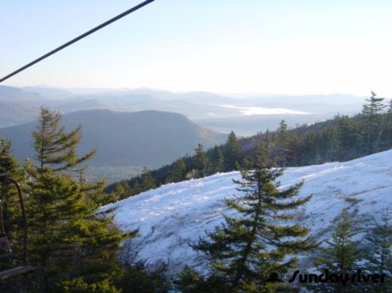 North Peak Condominiums : Spruce Chair