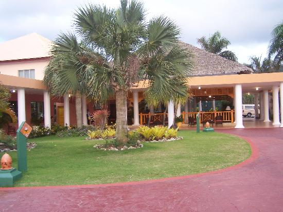 Hotel Playa Grande: main reception area/lobby