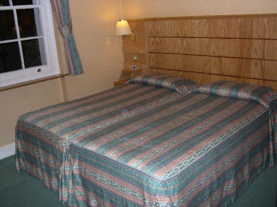 Nayland Hotel: Die Betten
