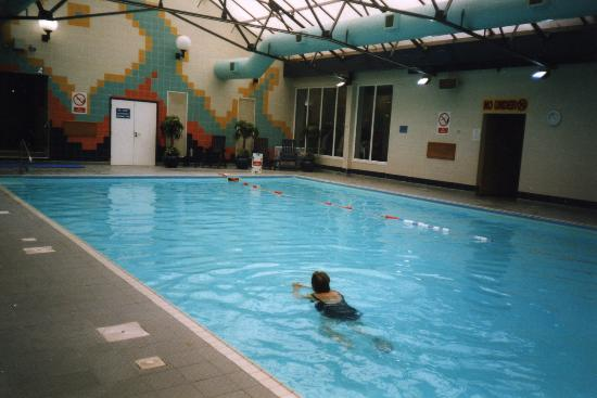 Great Pool Picture Of Norbreck Castle Hotel Blackpool