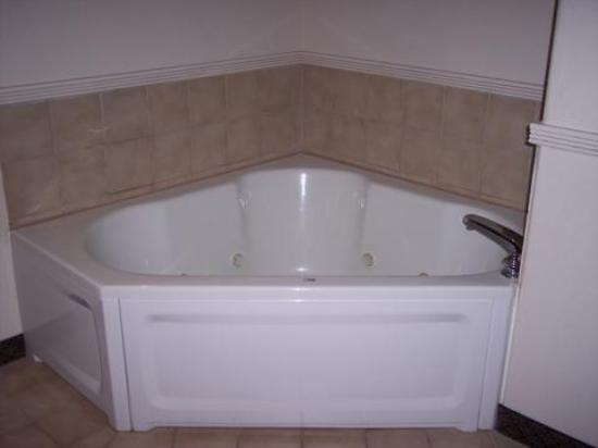 Comfort Inn & Suites Airport - American Way : Holiday inn express Memphis (Jacuzzi tub)