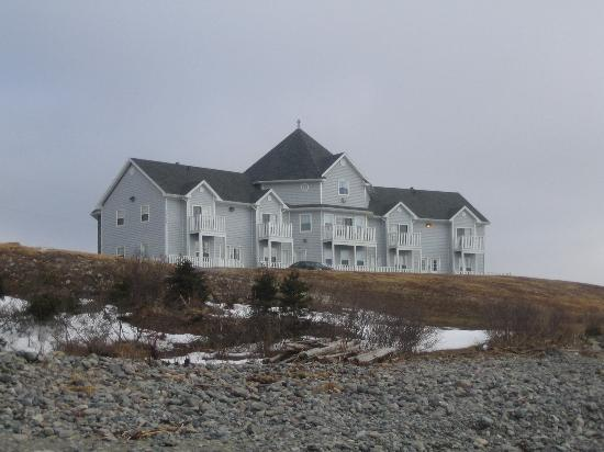 Point of View Suites at Louisbourg Gates: View of Suites from the beach