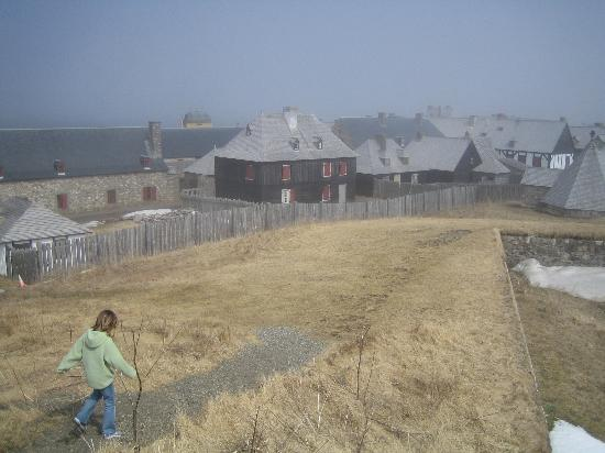 Point of View Suites at Louisbourg Gates: Fortress of Louisbourg