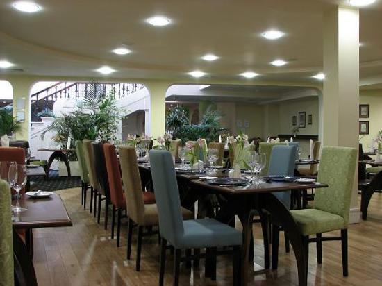Worcester Whitehouse Hotel: Brasserie Restaurant