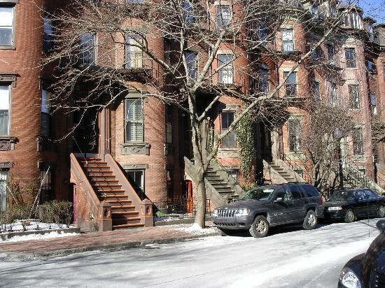 Clarendon Square Inn: Clarendon Square