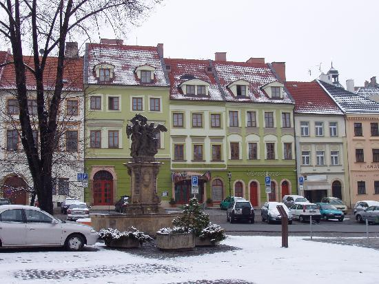 Hotel U Kralovny Elisky : Hotel Front