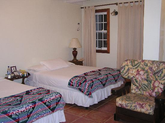 Martha's Guesthouse: double room at Martha's extension