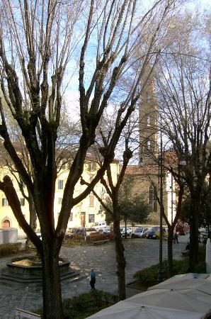Residenza Santo Spirito - Antica Dimora: View from the balcony