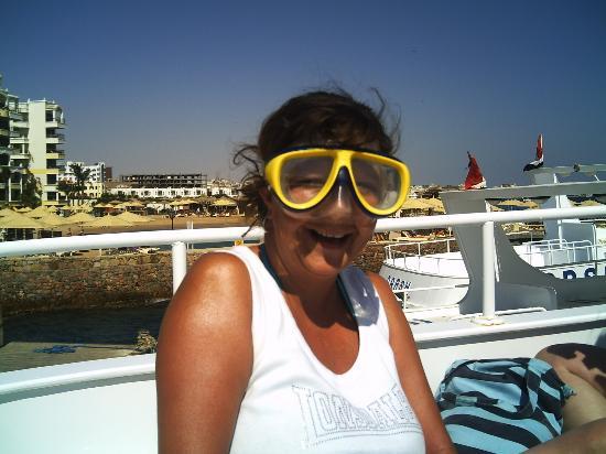 SUNRISE Holidays Resort: Ohhh we did laugh!! Funny