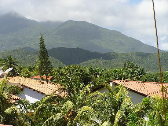 Isla de Margarita, Venezuela: beautiful mountains in Porlamar