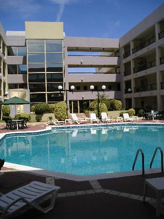 Araiza Hermosillo: Pool area