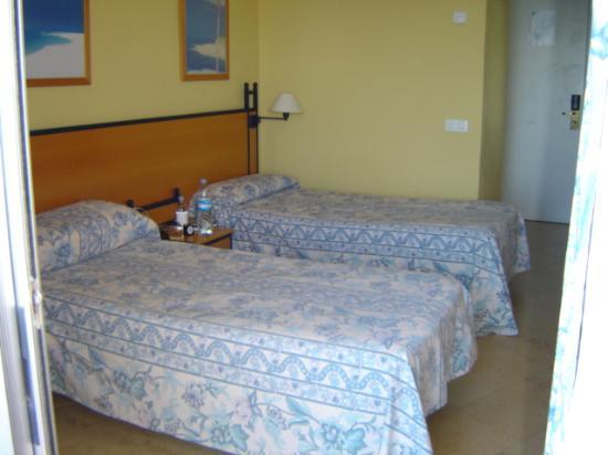 Pierre & Vacances Hotel El Puerto: Double room