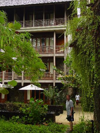 The Datai Langkawi: Hotel wing
