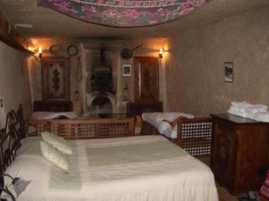 Kelebek Special Cave Hotel: A room at the Kelebek, Goreme