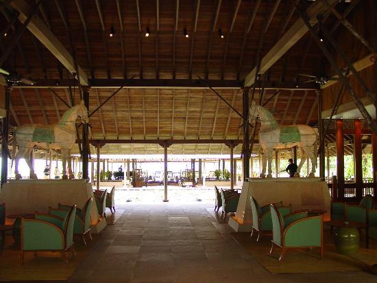 The Datai Langkawi: Entrance
