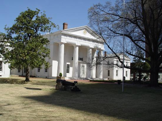 Old State House Museum: The Old State House is now a Museum