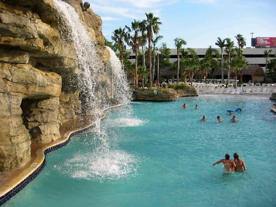 Sandy Shallow Pool Side Picture Of Seminole Hard Rock