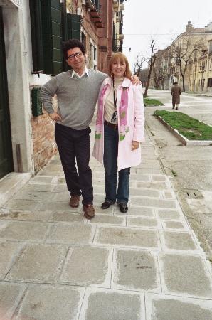 Alloggi Marinella: Daniel, the Marinella Manager