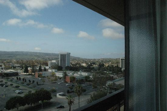 Torrance Marriott Redondo Beach: View towards the Pacific