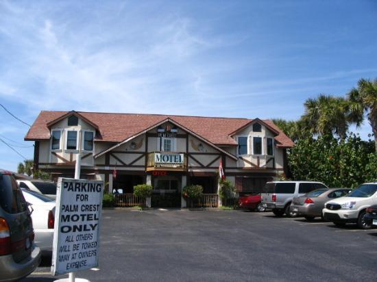 Palm Crest Beach Resort