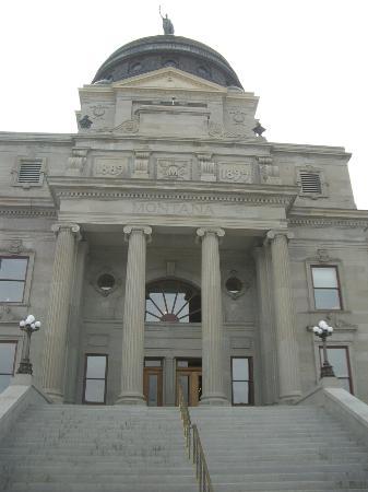 Montana State Capitol Photo