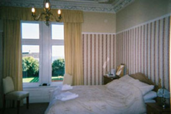 Carnoustie, UK: Bedroom