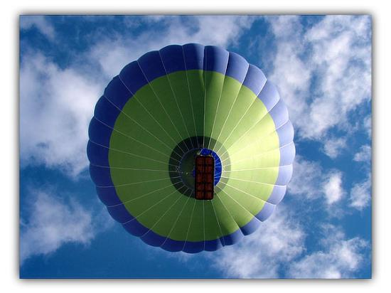 Cappadocia Ez Air Balloons: While in the sky