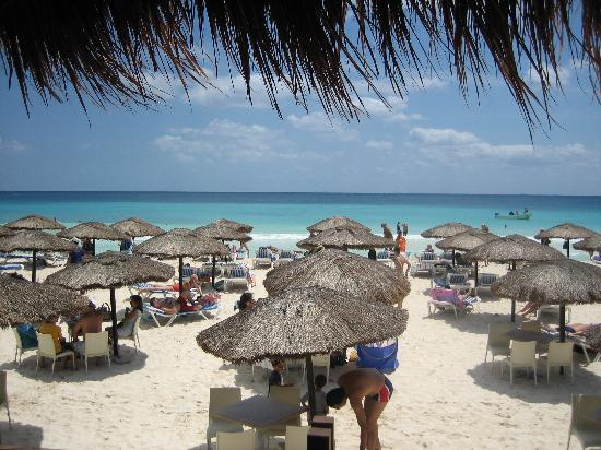 Luna Blue Hotel: This beach club is about 5 minutes away and free day passes / towels are provided by the...
