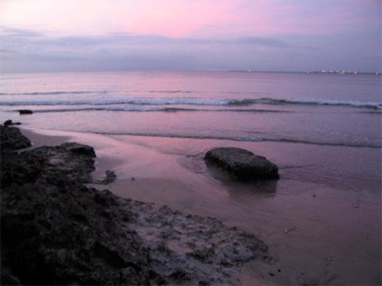 Four Seasons Resort Bali at Jimbaran Bay: Jimbaran Bay beach